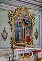Chiesa della Madonna del Lino altare San Giuseppe Antonio Dusi Brescia.jpg