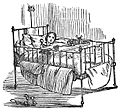 Child's hospital cot used in Great Ormond Street & Bristol Wellcome L0001356.jpg