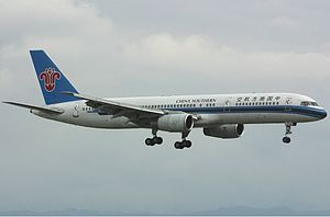 China Southern Boeing 757 Spijkers.jpg