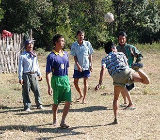 Chinlone - Chinlone, Myanmar (2009)