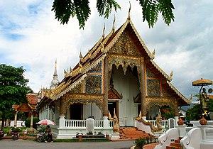 Wat Phra Singh - Wihan Luang