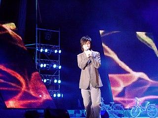 Chou Chuan-huing Taiwanese singer