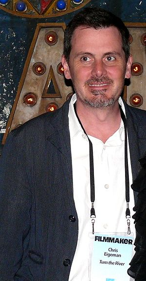 Chris Eigeman - Eigeman at the 2008 Independent Film Festival of Boston