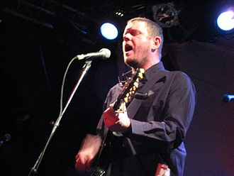 Chris Connelly (musician) - Connelly in 2008
