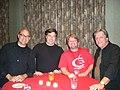 Chris Staros, Joe Pruett, and Gary Reed at C3 '09.jpg