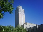 Christ the King Chapel Davenport Iowa