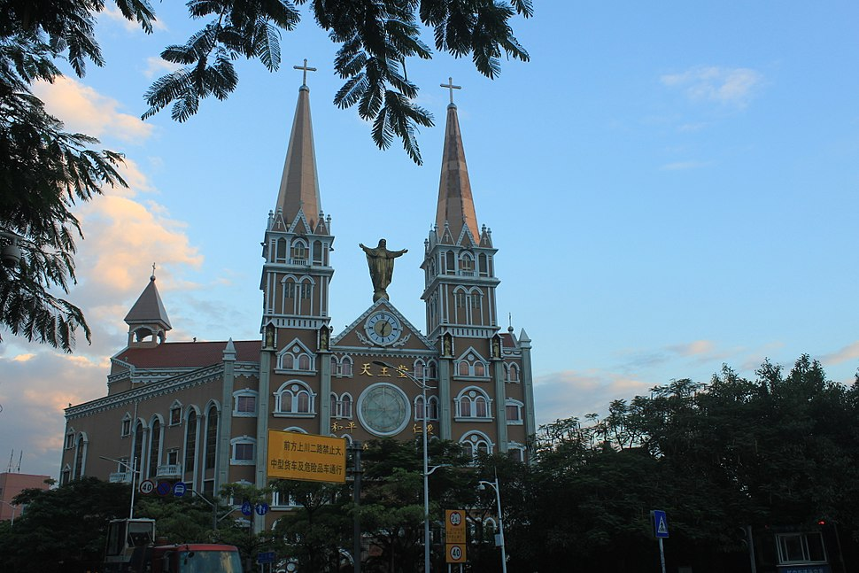 Christ the King Church, Shenzhen10