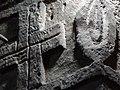 Christian Symbols in Bet Debre Sina Rock-Hewn Church - Lalibela - Ethiopia (8730998301).jpg