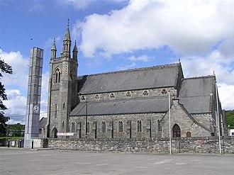 Stranorlar - Stranorlar's Roman Catholic church