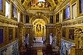 Church in National Azulejo Museum (38593025510).jpg