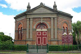 Perth, Tasmania - Perth Baptist church