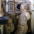 Church of the Holy Cross Felsted Essex England - Richard and Robert Rich, Barons Rich monument - detail 03.jpg
