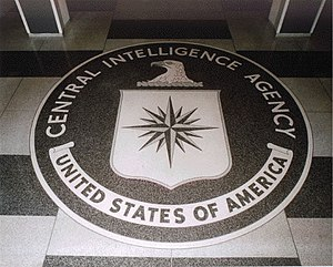 The  -foot (  m) diameter CIA seal in the lobb...