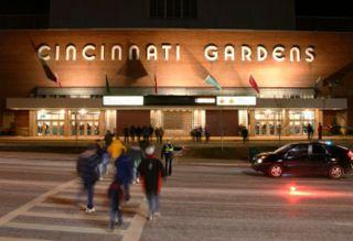 Cincinnati Gardens Former indoor arena located in Cincinnati, Ohio