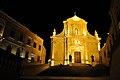 Cittadella Cathedral by Night.jpg