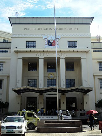 Cebu City - Cebu City Hall