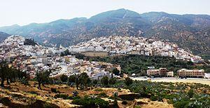 City of Fez, Morocco.
