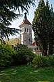City of London Cemetery Traditional Crematorium East Chapel from Memorial Gardens 5.jpg