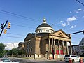 Cleveland, Central, 2018 - Temple B'nai Jeshurun Shiloh Baptist Church, Central, Cleveland, OH (28806979657).jpg