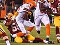 Cleveland Browns vs. Washington Redskins (20394805580).jpg