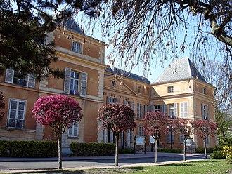 Clichy-sous-Bois - The town hall of Clichy-sous-Bois