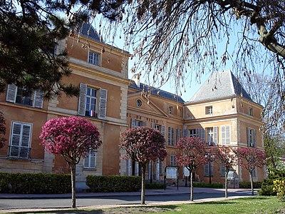 Rathaus Clichy-sous-Bois