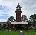Clock Tower of the old Workhouse - Wood Lane - geograph.org.uk - 507276.jpg