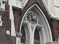 Close-up, Boar Head Inn, Eastcheap, London.JPG