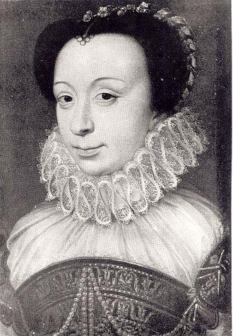Renée of France - Renée de France by François Clouet