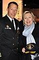 Cmdr. F. Curtis Jones and Secretary Hillary Clinton.jpg