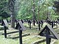 Cmentarz wojenny nr 60 z I wojny światowej na przełęczy Małastowskiej.JPG