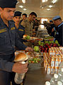 Coalition Air Force Training Team Airmen improve public health program, Dining Facility for Iraqi Air Force DVIDS175826.jpg