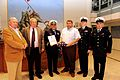 Coast Guard presents American flag to center for homeless veterans DVIDS1099212.jpg