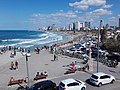 Coast of Tel Aviv from Jaffa.jpg
