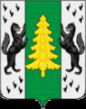 Coat of Arms of Lesosibirsk (Krasnoyarsk krai).png