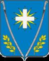Coat of arms of Liapino, Novokubansk Raion, Krasnodar Krai, Russia.png