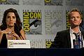 Cobie Smulders & Neil Patrick Harris (9449455236).jpg