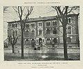 Colegio para Niñas, de Religiosas Francesas del Niño Jesús, Burgos, fachada principal, Arquitectura y Construcción, julio de 1904.jpg