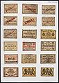 Collectie NMvWereldculturen, TM-6477-106, Etiketten van luciferdoosjes, 1900-1949.jpg