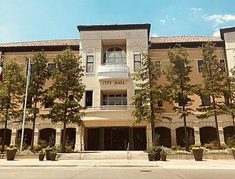Colleyville, Texas - Colleyville City Hall