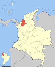 Colombia Cordoba loc map.svg