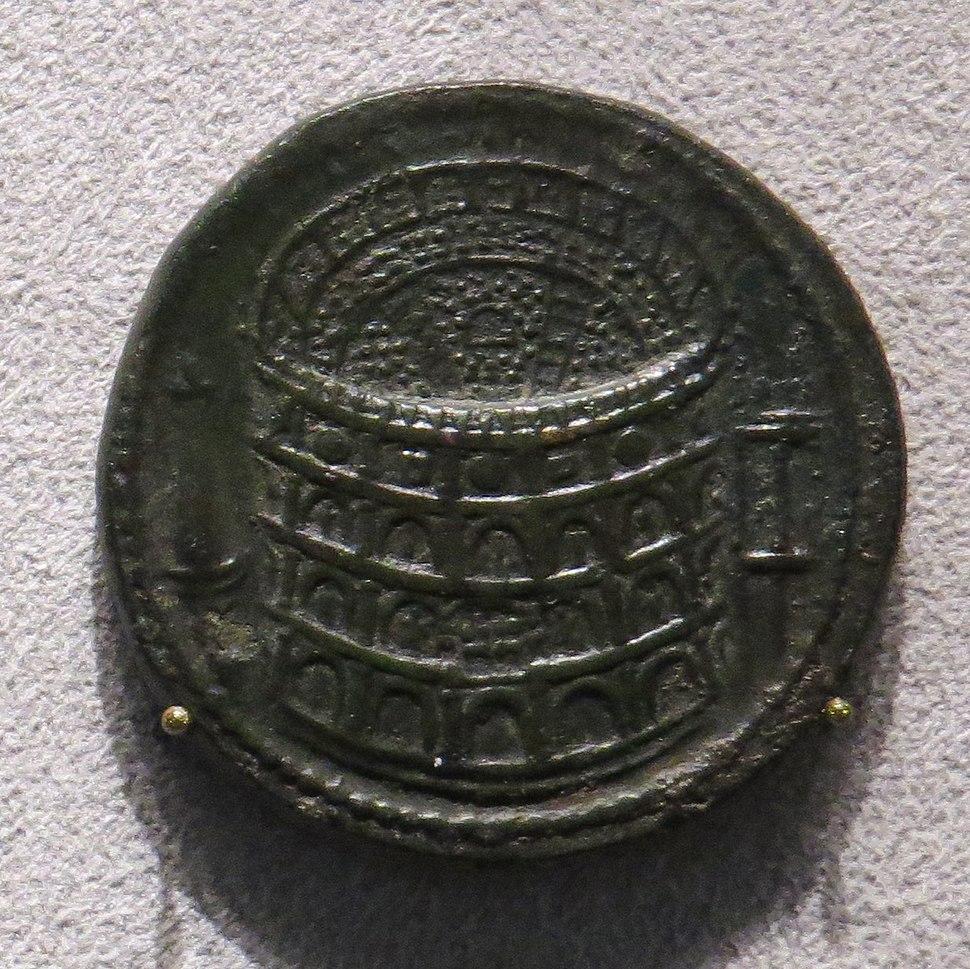 Colosseum Ses Titus 80AD