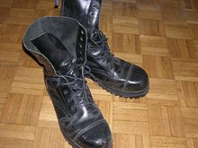 9714be9a00ed5 Combat boot - Wikipedia