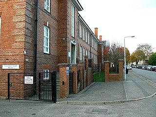 Commonweal School Academy in Swindon, Wiltshire, England