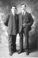 Constantine Stefanove and Ivan Radulov 1904 New York.png