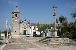 Celorico de Basto Municipality in Norte, Portugal