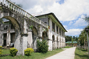 Alburquerque, Bohol - Parish convent