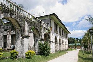 Alburquerque, Bohol - Parish convent