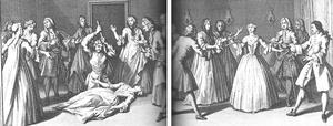 Convulsionnaires of Saint-Médard - Image: Convulsions