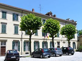 Rathaus in Conzano